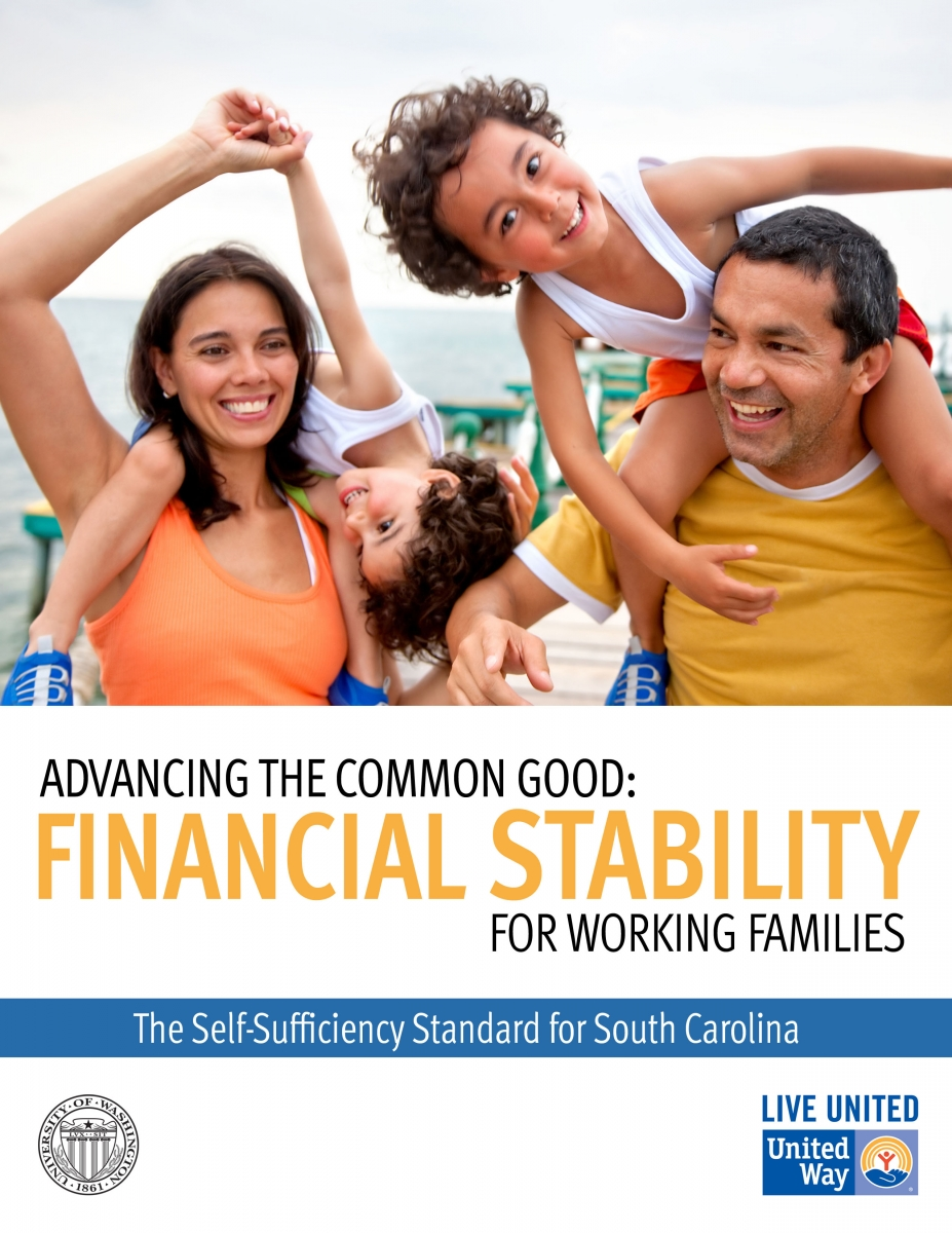 The Self-Sufficiency Standard for South Carolina 2016